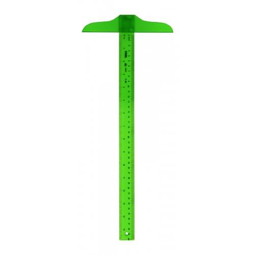 خط کش تی 40 سانتیمتری