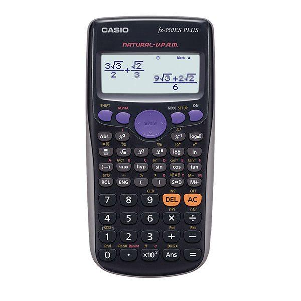 ماشین-حساب-علمی-کاسیو-مدل-FX-350ES-PLUS