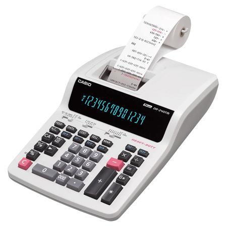 ماشین حساب پرینتر دار