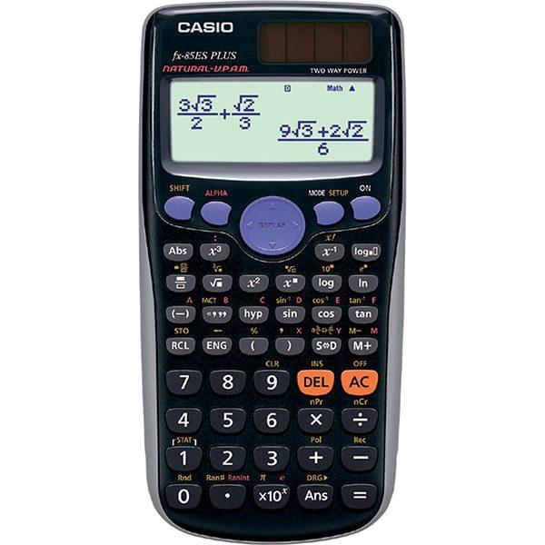 ماشین حساب مهندسی کاسیو مدل fx-82ES Plus
