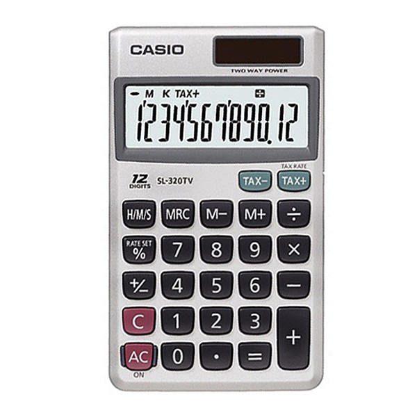 ماشین حساب کاسیو جیبی