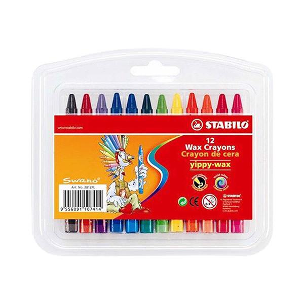 مداد-شمعی-استابیلو