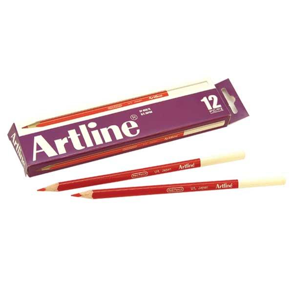 مداد-قرمز-آرت-لاین