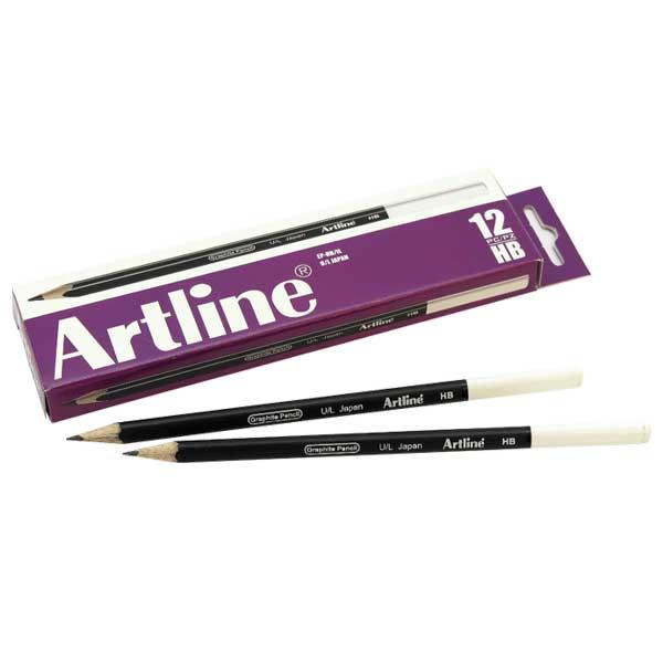 مداد-مشکی-آرت-لاین